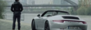 PORSCHE – All that matters: Attila Hildmann meets the new 911 Carrera GTS.