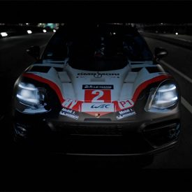 Porsche E-Performance  – Hide 'n' Seek