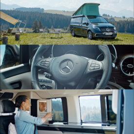 Mercedes Benz – Camper Special