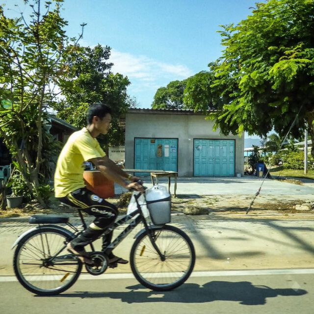 #Thailand #thai #bike #bicycle #chealsea