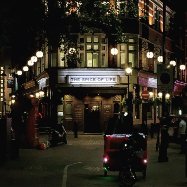 #london #thespicemustflow #life #night #street #pub